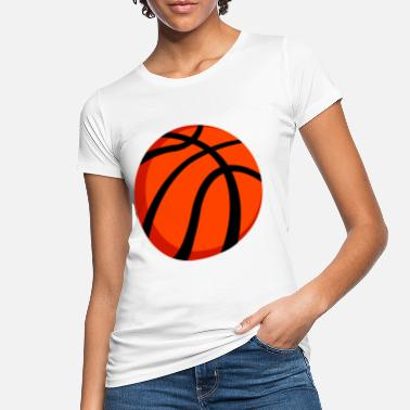 B-ball B-Ball - Frauen Bio T-Shirt