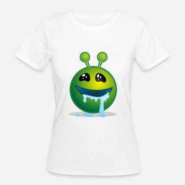 Slobber I'm hungry - Women's Organic T-Shirt