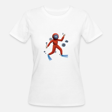 Deep Sea Diving Deep Sea Diving - Women's Organic T-Shirt