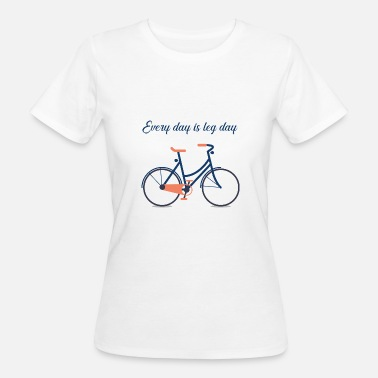 Hollandais EveryDayisLegDay - T-shirt bio Femme