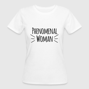 Supermama Phenomenal Woman Power Woman siger - Organic damer