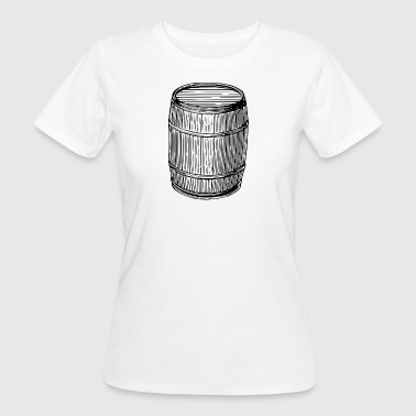 barrel - Women's Organic T-Shirt