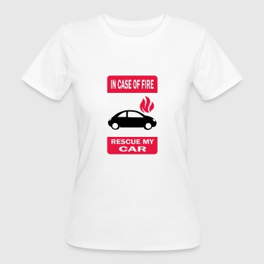 save my car - T-shirt bio Femme