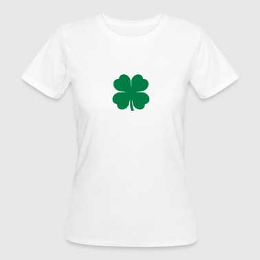 Four leaf clover - Women's Organic T-Shirt