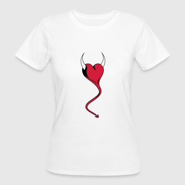 Devilish Love - Women's Organic T-Shirt