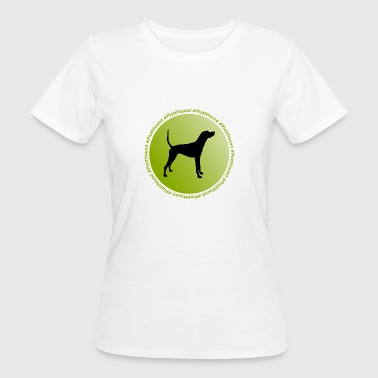 Plott Hound - Women's Organic T-shirt