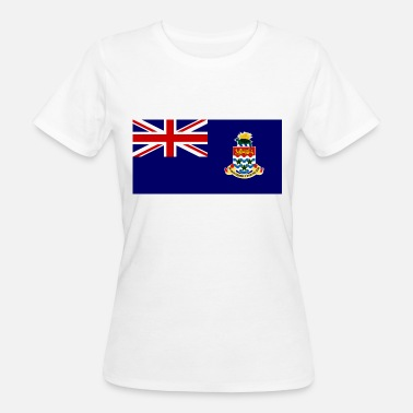 Cayman Islands National flag of the Cayman Islands - Women's Organic T-Shirt