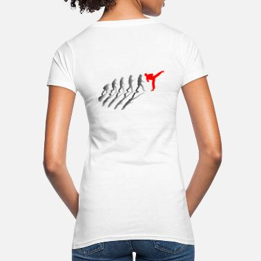 Karate Karate - Frauen Bio T-Shirt