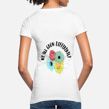 Grow to grow - Women's Organic T-Shirt