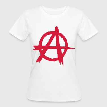 Anarchy - Women's Organic T-shirt