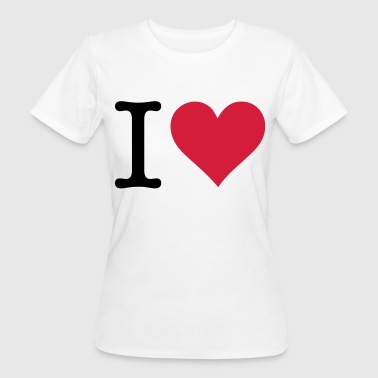 I love the original - Women's Organic T-shirt