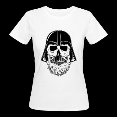 bearded darth vader - Women's Organic T-shirt