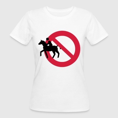 2541614 10616089 Horse riding - Women's Organic T-shirt
