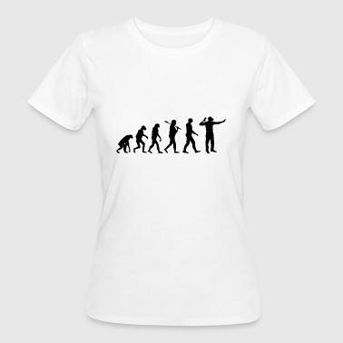 VR Gamer Evolution - Vrouwen Bio-T-shirt