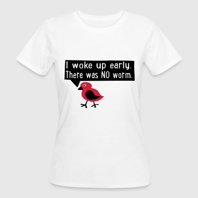 2541614 114961283 early bird - Women's Organic T-shirt