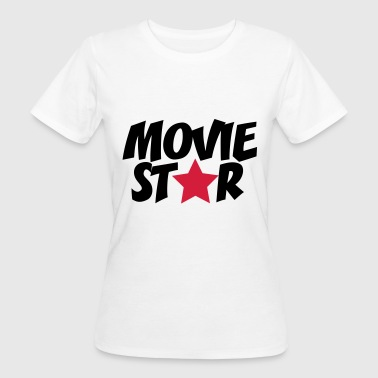 2541614 15347156 movie - Ekologisk T-shirt dam