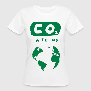 co2 - Women's Organic T-shirt