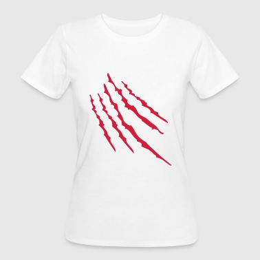 2541614 15400716 Scratches - Women's Organic T-shirt