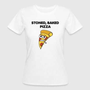 Stoned, bagt Pizza - Organic damer
