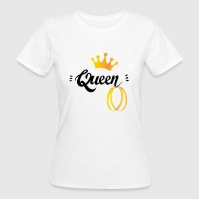 queen kreol tshirt - Women's Organic T-shirt