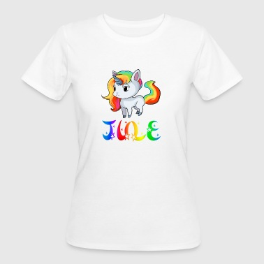 Jule unicorn - Women's Organic T-shirt