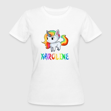 Karoline unicorn - Women's Organic T-shirt
