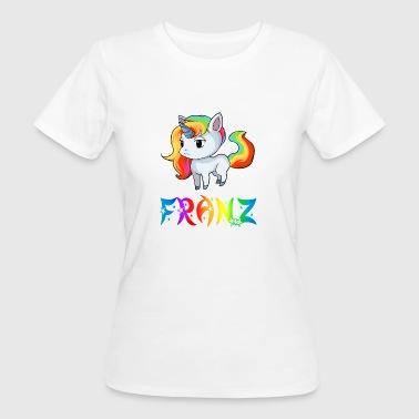 Franz unicorn - Women's Organic T-shirt