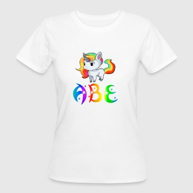 Unicorn Abe - Women's Organic T-shirt