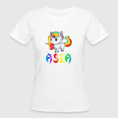 Unicorn asia - Women's Organic T-shirt