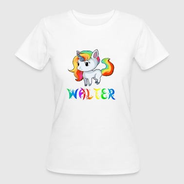 Unicorn Walter - Women's Organic T-shirt