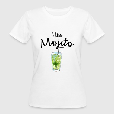 Miss Mojito - Women's Organic T-shirt