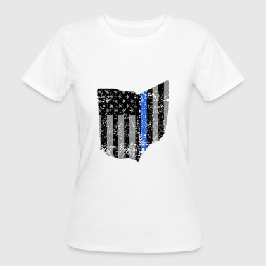 Ohio Highway Patrol - Vrouwen Bio-T-shirt
