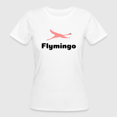 Flymingo - Women's Organic T-shirt