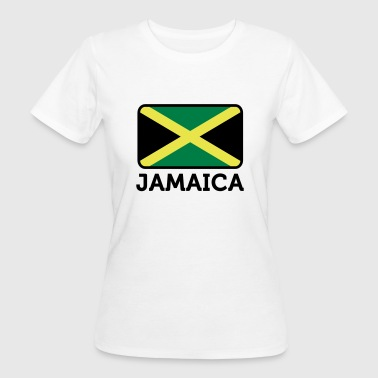National Flag of Jamaica - Organic damer