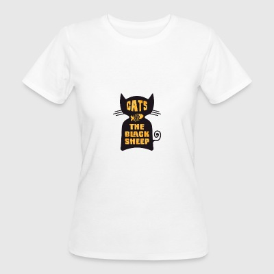 CATS - The Black Sheep - Women's Organic T-shirt