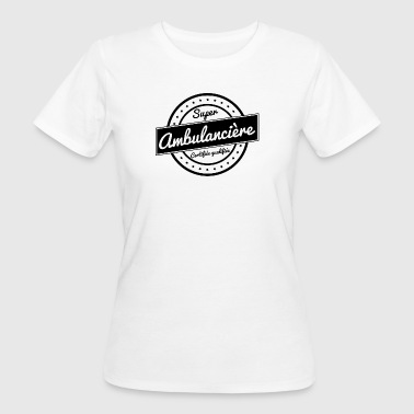 Super-Ambulanz - Frauen Bio-T-Shirt
