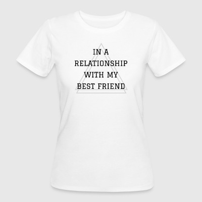 Best Friend Relationship - Ekologisk T-shirt dam