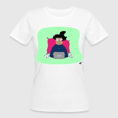 #geek - Women's Organic T-shirt
