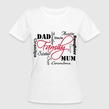 Family - Women's Organic T-shirt