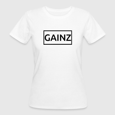Gainz BonW - Women's Organic T-shirt