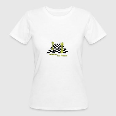 chess game - Women's Organic T-shirt