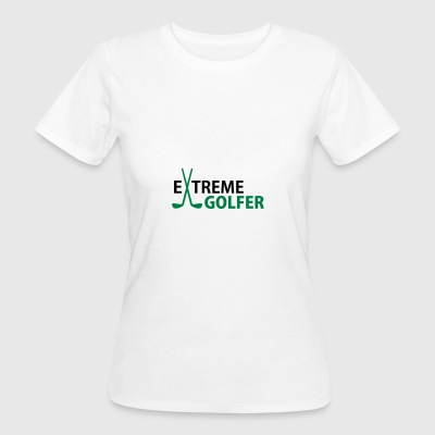 6061912 118966686 Golf - Ekologisk T-shirt dam