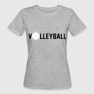 Volleyball Quotes Volleyball - Women's Organic T-Shirt