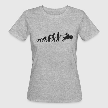 Evolution Rodeo - Women's Organic T-shirt