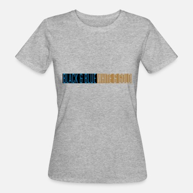 Dressing The dress - Women's Organic T-Shirt