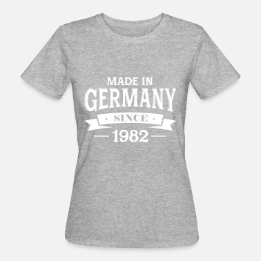 Birthday 1982 Birthday 1982 Shirt · Birthday · Birth - Women's Organic T-Shirt