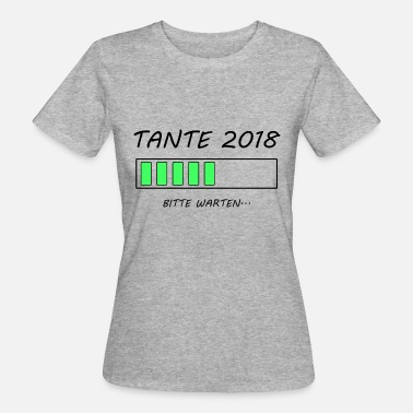 Tante On TANTE 2018 - Frauen Bio-T-Shirt
