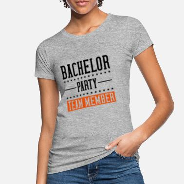 Farewell Party bachelor farewell party - Women's Organic T-Shirt