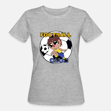 Club De Football Club de football - T-shirt bio Femme