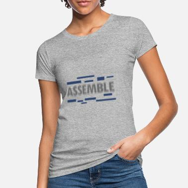 Assembly Assemble - Women's Organic T-Shirt